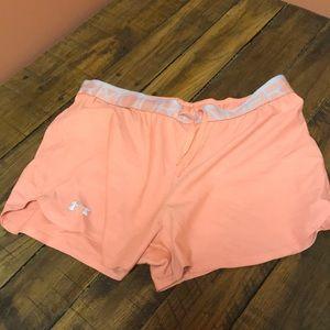 Under armour ladies shorts